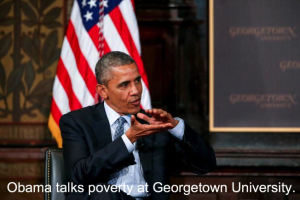 Barack Obama-A Business Model for Fighting Poverty
