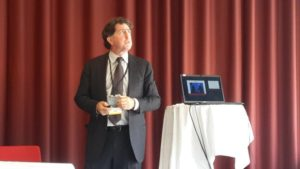 "My presentation in Copenhagen at the conference, ""Is Europe ready for the future?"""